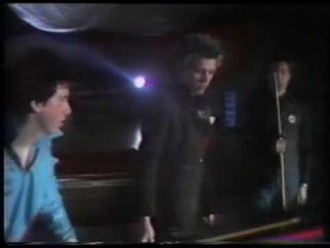 The Clash - Tony Parsons Interview pt. 1