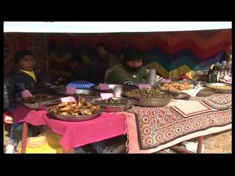 Tharu Community Celebrate Maghe Festival