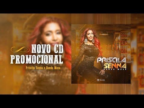 Banda Musa - Mexeu Comigo [CD Promocional 2018]