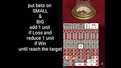 3 🎲 🎲 🎲 Dice WIN strategy