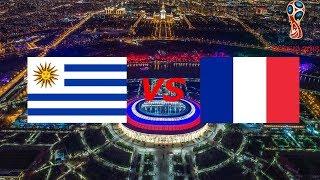 MM-Kisat 2018 Fifa 18 | Osa 29 Uruguay vs Ranska