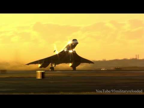 The Concorde Mach 2 Tribute