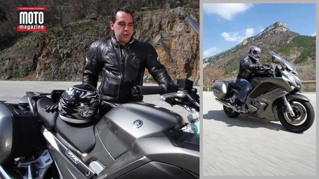 Yamaha fjr 1300 l avis de fran ois lecteur essayeur moto magazine
