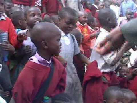 "Yunasi Kibera ""Nairobi"" song"