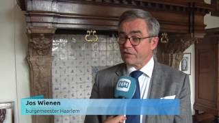 Burgemeester doet belofte aan buurt: Haarlemmer met explosieven keert niet terug in z