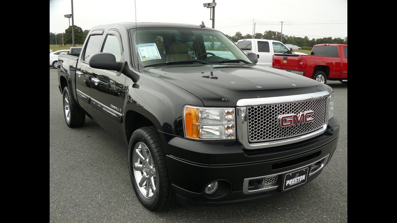 Used Trucks For Sale >> Used truck for Sales Maryland GMC Dealer 2008 GMC ...