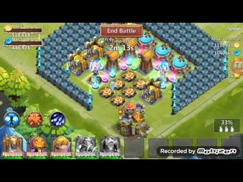 Castle Clash: Strategic Raiding (F2P Heroes)