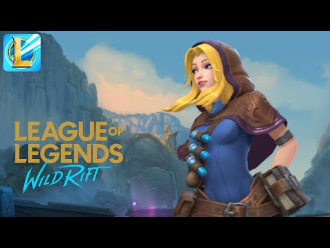 Spellthief LUX SKIN GAMEPLAY RANKED | League Of Legends Wild Rift CLOSED BETA TEST