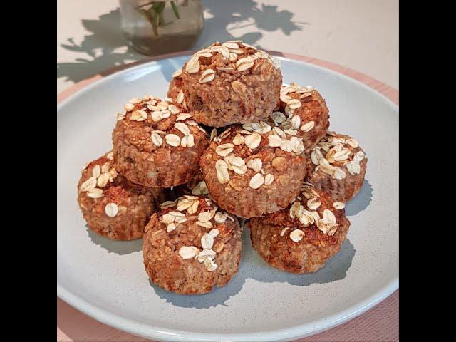 Skinny Snack Muffins