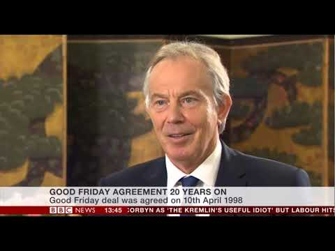 Tony Blair - Northern Ireland deal 'still possible'