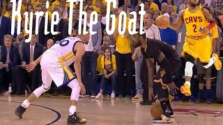 Every time Kyrie Irving broke Stephen Curry's ankles