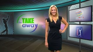 The Takeaway | Super heroes, chip-ins & a little golfer in training