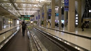 A Video Tour of Bangkok's Suvarnabhumi International Airport (BKK)(For a full list of my airport tour and visit videos, visit https://www.youtube.com/playlist?list=PLYtyZPMUWeI9041CFmsThscnubE7A1rNE . (Airport Tour/Visit #30) ..., 2013-12-17T01:17:42.000Z)