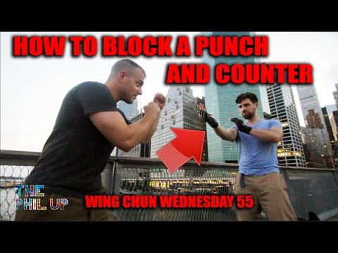 How to Block a Punch and Counter