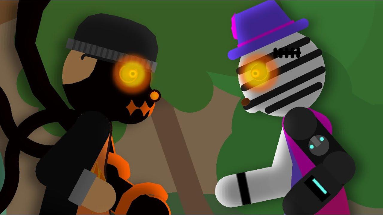 Download Insolence Pony vs Insolence Zizzy   Roblox Piggy Sticknodes animation