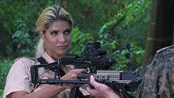 """myREGIO.TV - MAGAZIN: Micaela Schäfer in """"Breakdown Forest"""""""