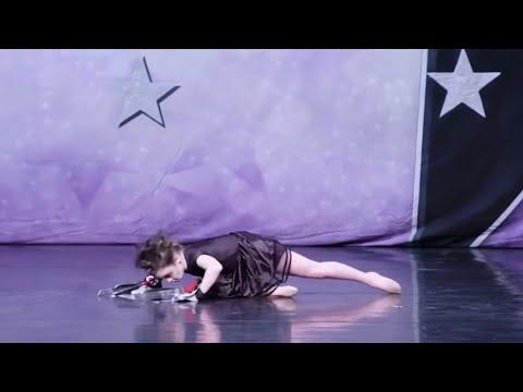 Pressley's Solo (Scissorhands) | Dance Moms | Season 8, Episode 7