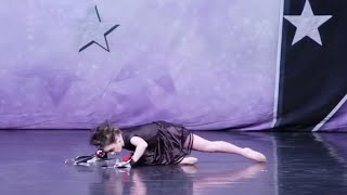 Pressley's Solo (Scissorhands) | Dance Moms | Season 8, Episode 7