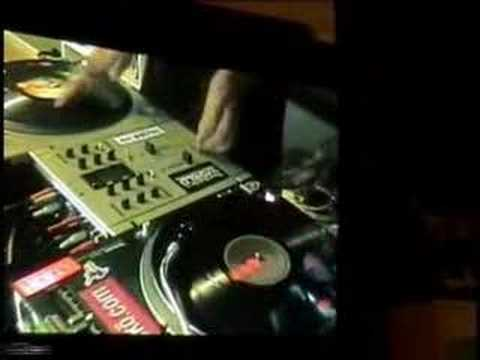 dj i dee star wars scratch routine youtube