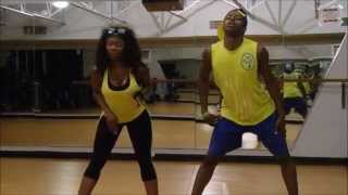 JNT - Shake Up Your Bum Bum By Machel Montano & Timaya (Soca Zumba)