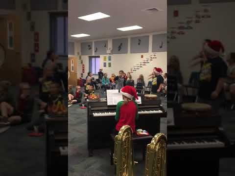 Gulf Breeze Elementary School Chorus Baby Shark