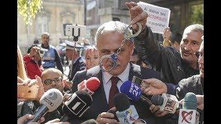 Dragnea aduce interlopi la Inalta Curte. FILM COMPLET Infractorul-sef al PSD, comportament ...