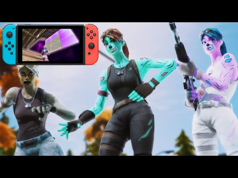 Introducing the BEST Nintendo Switch Fortnite Players from the #Mansa10KRC