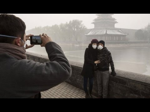 What's Causing the Winter Haze in China?