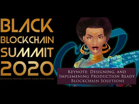 17 Keynote Designing, and Implementing Production Ready Blockchain Solutions   Whitney Griffith