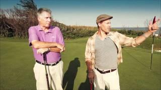 Golfing with a Wily Fox, Prince Edward Island