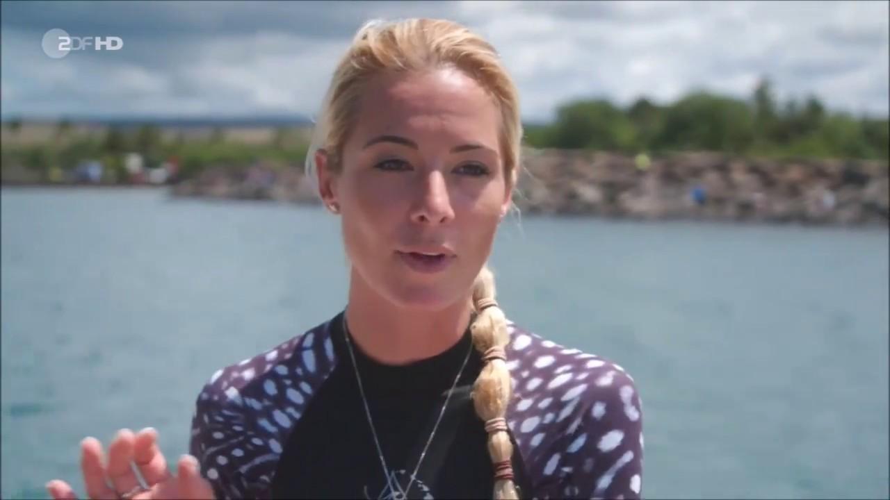 Ocean Ramsey Die Frau Die Vor Hawaii Mit Den Haien Lebt Youtube