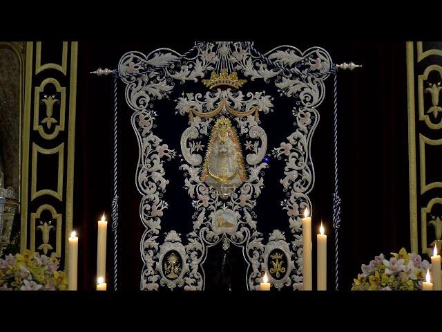 Cartaya Tv | Solemne Triduo en Honor a Ntra. Sra. del Rocío de Cartaya (29-04-2021)