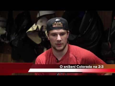 Souhrn po zápase Devils vs Avalanche 14.2.2017  ( Zacha )