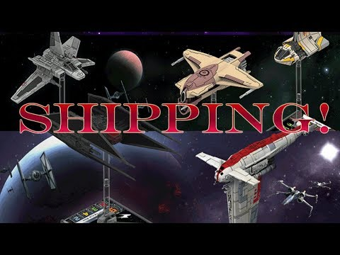 X-Wing - Shipping Now! Waves 12 and 13 Shipping Confirmed!