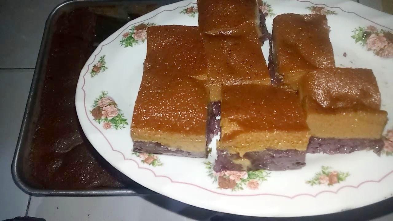 Cara membuat katirisala Dessert tradisional  kue khas sulawesi selatan