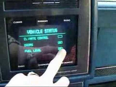 1990 Chevy Radio Wiring Diagram 1987 Buick Riviera Youtube