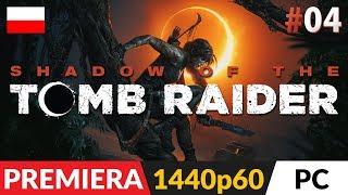 Shadow of the TOMB RAIDER PL (2018)  #4 (odc.4)  Przejście na wersję PC | Gameplay po polsku