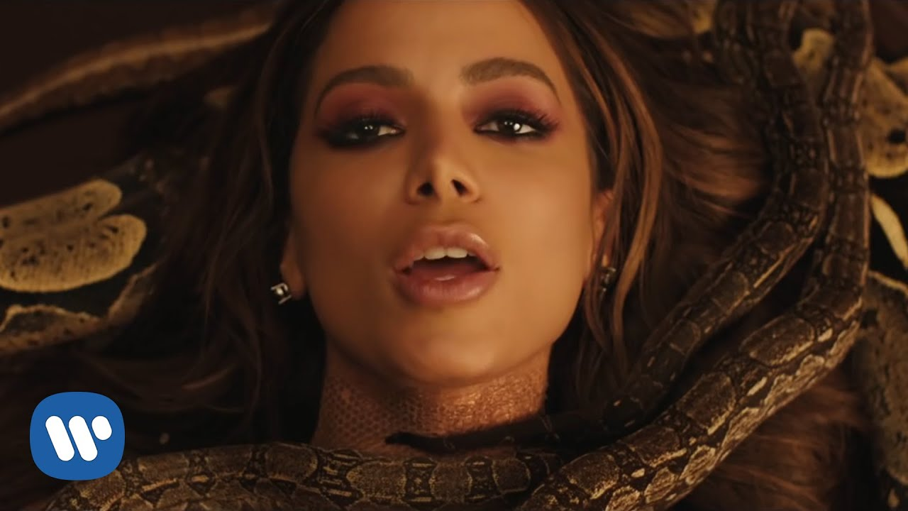 Anitta - Veneno (Official Music Video) #1