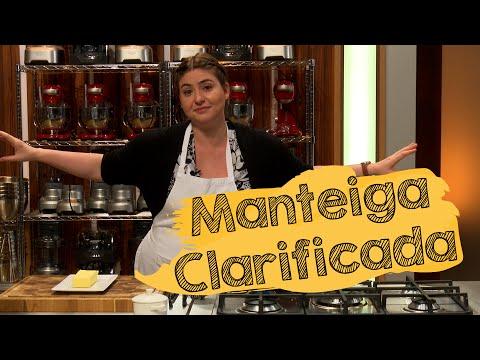 MANTEIGA CLARIFICADA DA IZABEL | DICAS MASTERCHEF