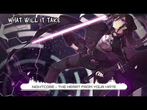 Nightcore - The Heart From Your Hate - Trivium (Lyrics) ★