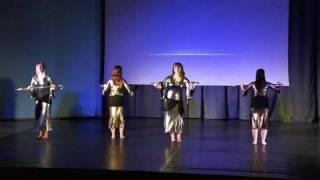 SAFFANAH RAKS- spektakl tańca orientalego cz.1 Saidi Thumbnail