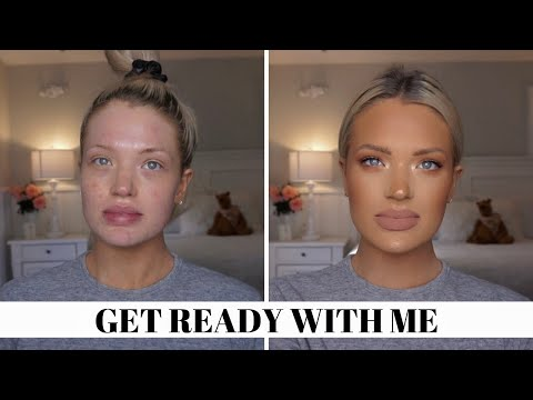 A VERY CHIT CHATTY GET READY WITH ME | Isabel Galvin