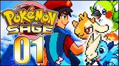 EINE NEUE WELT! Let's Play Pokémon Sage Part 1