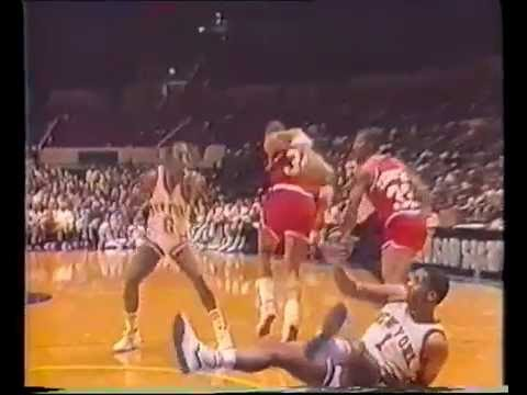 1985 -86 NBA season highlights mix