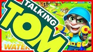 TALKING TOM CAMP - GRY DLA DZIECI