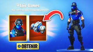 THE NEW FREE PACK OF FORTNITE.