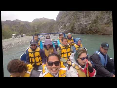 SKIPPERS CANYON JET BOAT | SOUTH ISLAND, NEW ZEALAND