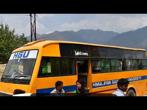 Welcome to Himalayan Garhwal University