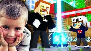 24 STUNDEN als BETRÜGER in Minecraft!! 😨