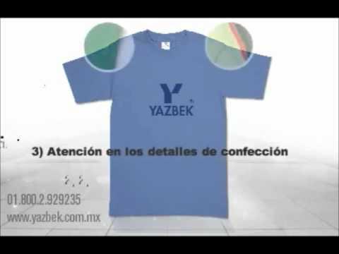Playeras YazBek Calidad 68ec50b365cc5